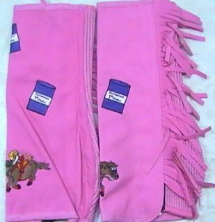 Pink Barrel Racer Sport Boot Covers Horse Tack Equine