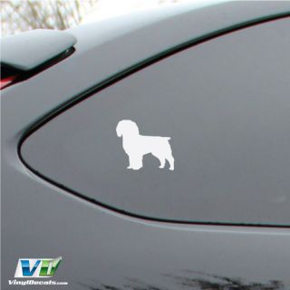 Boykin Spaniel Dog Vinyl Decal Sticker Car Window Wall