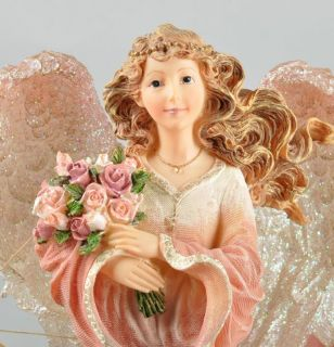 Boyds Bears Charming Angel Collection Dawn Guardian of Hope Figurine