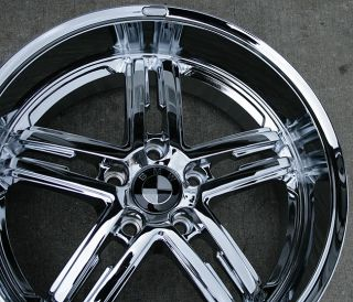BREMMER KRAFT BR02 19 CHROME RIMS WHEELS MERCEDES BENZ ML550
