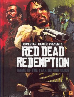 RED DEAD REDEMPTION GAME OF THE YEAR LIMITED EDITION BRADYGAMES GUIDE