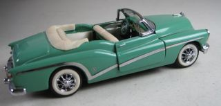 Franklin Mint 1953 Buick Skylark Convertible Green Precision Models