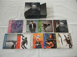 Bryan Adams JAPAN 9 Mini LP SHM CD SS PROMO Reckless BOX SET