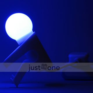 Unique Warm Mini Lovely Martyr Lamp LED Automatic Light Controlled