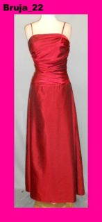 Cabernet Red 10 Formal Gown Prom Party Dress Dance Bridesmaid Wedding