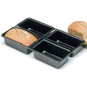 Nonstick Baking Bakeware Cake Bread Loaf Pans Chefs Kitchen Tools