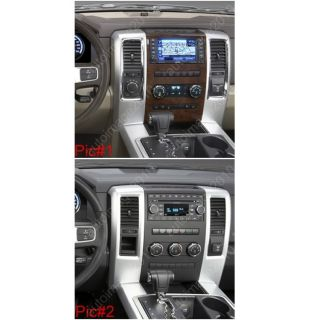 2009 11 Dodge RAM 1500 Car GPS Navigation Radio TV Bluetooth  iPod