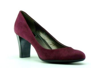 Calvin Klein Babe Womens Shoes Suede Pumps Ope 8 5