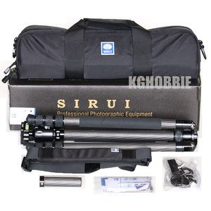 Sirui N1204 K10X Carbon Fiber Tripod Kit Set 6952060000251
