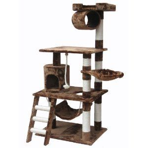 Gopetclub F68 Cat Tree House Toy Condo Pet Furniture