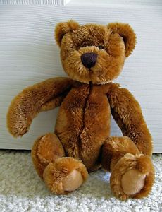 TEDDY BEAR   Soft & Plush   GREAT GIFT – Mocha Brown Color