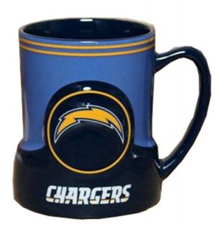 San Diego Chargers NFL Football Game Time 20oz Ceramic Coffee Mug
