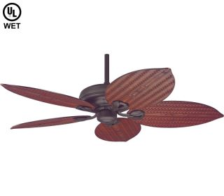 Hunter 54 Charthouse Bronze Outdoor Ceiling Fan 26489