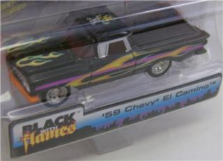 1959 CHEVY EL CAMINO STREET FREAKS JOHNNY LIGHTNING DIECAST 164