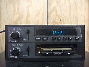 GM Delco Chevy Lumina Corsica factory cassette player radio 91 94