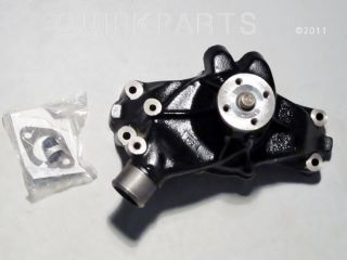 1988 to 2000 Chevrolet GMC Van SUV 7 4L Engine Water Pump 12456326 New
