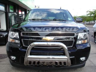 front bumper guard Bull Bar with Skid Plate style for Chevrolet Tahoe