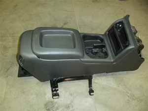 05 06 07 Silverado Center Console Bose Amp Speaker