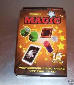 15 Magic Tricks Toys for Kids Favors Game Gift Parties