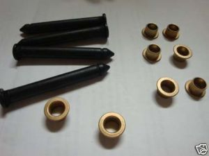 1967 Chevy Nova Door Hinge Pin Bushing Kit