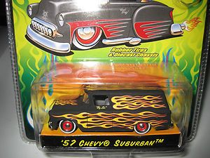 Jada Toys 57 Chevy Suburban Parts of Road Rats Series
