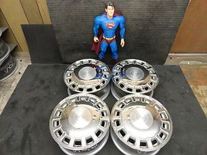 16 CHROME Cadillac Deville Rims Factory Stock OEM Seville Wheels 92 94