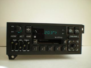 93 94 95 96 97 98 Jeep Grand Cherokee Infinity Cassette Player Radio