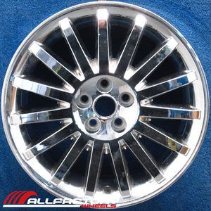 Chrysler PT Cruiser 17 Chrome Factory Rim Wheel 2277