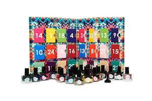 Ciate Caviar Advent Calendar Mini Mani Month Limited Ed UNOPENED Sold