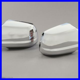 2012 Toyota Tundra 2008 2012 Sequoia Chrome Door Mirror Cover Set Pair