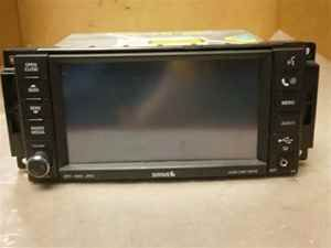 08 Chrysler Town Country CD DVD Radio Player Ren