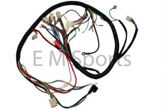 Dirt Pit Bike Motor Wire Harness 125 140cc 150cc Parts