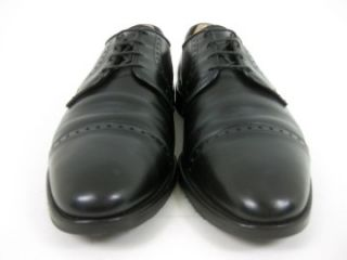 Allen Edmonds Clifton Black Cap Toe Dress Shoes Oxfords 9 5 D Medium $