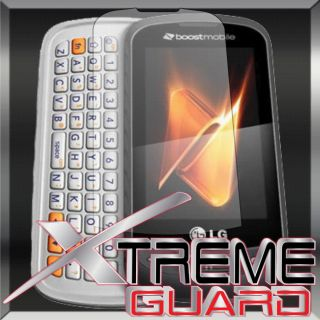 NEW XtremeGuard Clear LCD Screen Protector Shield Cover Skin for LG