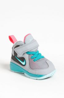 Nike Air Max LeBron VIIII Basketball Shoe (Baby, Walker & Toddler)