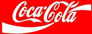 Coca Cola Vinyl Decal Sticker Logo for Cars Window Old Machines Walls