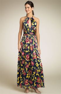 Trina Turk Venus Paisley Silk Dress