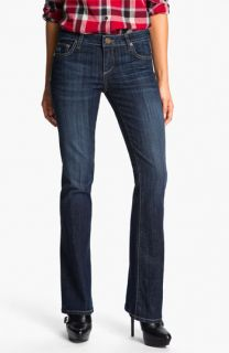 KUT from the Kloth Baby Bootcut Jeans (Capture) (Online Exclusive)