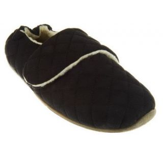 Deer Stags Slipperooz Indoor/Outdoor Quilted Slipper   A227425