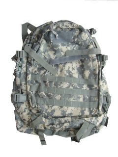 ACU Digital Camo Computer Book Backpack for School