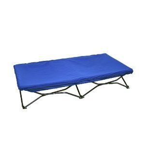 Regalo My Cot Portable Bed, Royal Sleeping Gear Durable All Steel Easy