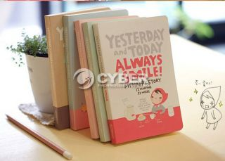 Creative Stationery Cute Journal Planner Diary/Daily planner Book