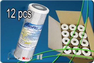 12 Reverse Osmosis Sediment Carbon Water Filters Ro Di