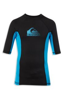 Quiksilver Interceptor Short Sleeve Surf Shirt (Little Boys)