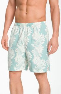 Tommy Bahama Relax Pineapple Congo Volley Swim Shorts