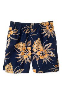 Tommy Bahama Relax Samoa Please Volley Swim Trunks (Men)