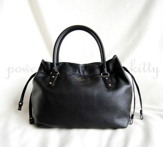 Popular NEW 398 Kate Spade Darien Opus Drawstring Tote Leather