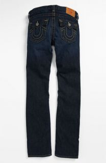True Religion Brand Jeans Jack Relaxed Straight Leg Jeans (Big Boys)