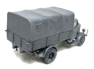 German WWII Mercedes Benz 3 Ton Truck ATM 80925 for 1 87 HO Minitanks