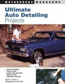 Ultimate Auto Detailing Projects Mopar Chevy Ford Paint Leather Wheels